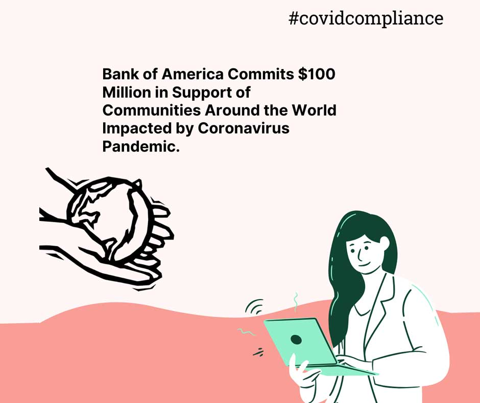 Bank of America | Covid Compliance