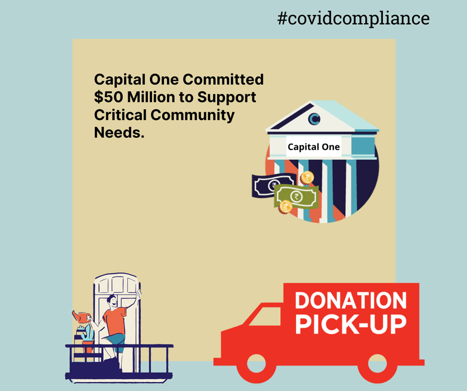 Capital One | Covid Compliance