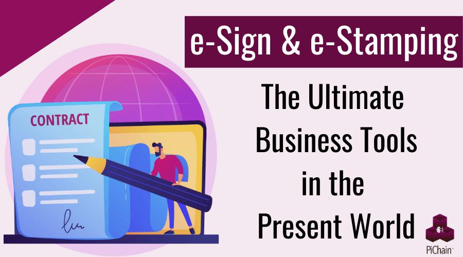 eSign Solutions | Digital Signature Services | Electronic Signature