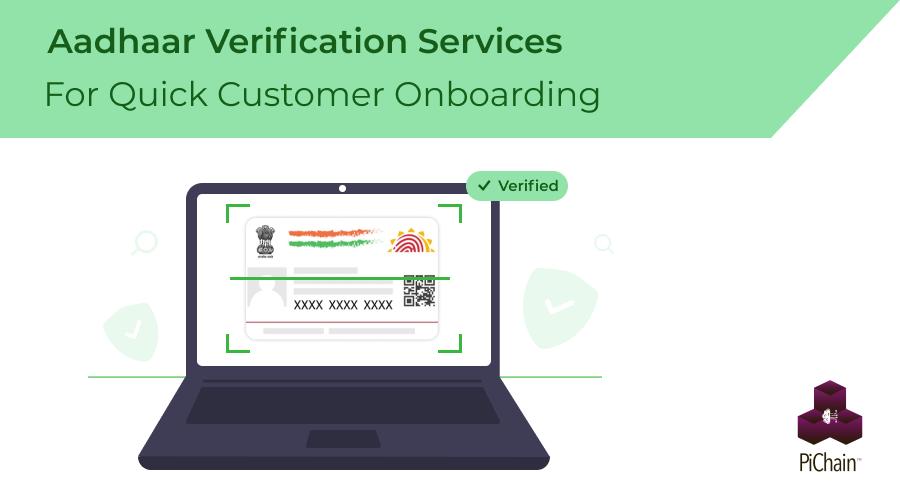 Aadhaar Verification   Verify Aadhar   Aadhaar Number Verification   Identity Verification Services